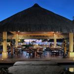 Ginger Thai, outdoor pavillon