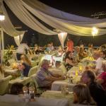 The Olive Garden terrace