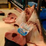 Mercado - parada pescado