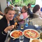 Magherita pizza, spaghetti, anacapri panini - fantastic