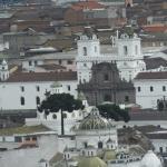 San Francisco Church Old Town Quito