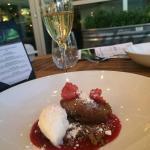 Dessert course - Taste of Iceland