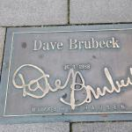 Signature on Burghausen's B Jazz Street