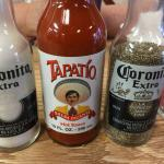 Salt, Pepper and Salsa