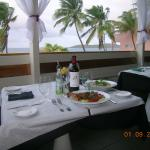 Homestyle Italian Cuisine with a perfect view.