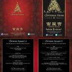 2015 Christmas menu now available