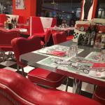 America Graffiti Diner Restaurant Cavernago