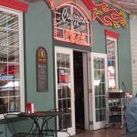 front door of Cruizzers