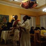 The Dashen musicians