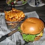 Sunny California Burger
