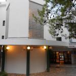 Hotel Miran entrance