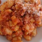 Speisen: Gnocchi (hausgemacht)