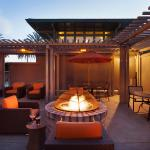 Outdoor Patio and Fire Pit