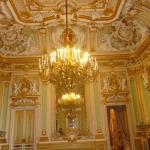 Interno palazzo Parisio