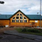 The new Sas Lodge!