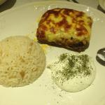 Lamb moussaka
