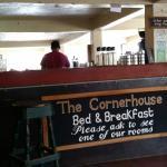 Order and pay at the bar
