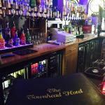 Enjoy a selection of Wines, Sirits and Beers