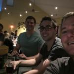 Cafe fondu is a great place to go with friends