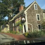 The oldest home in Plymouth.