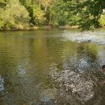 River thru Lake