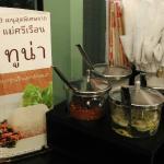 Delicious Pork stick! Delicious Noodle soups! Delicious Pork Leg! Delicious & Special Phatthai!!