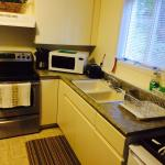 The Cottam Suite Kitchen