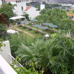 Вид с балкона, корпус №3