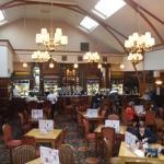 Main room and bar