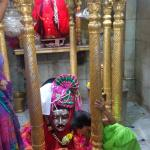 Kuber Bhandari main temple
