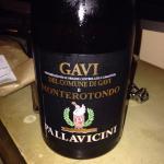 Местное вино!
