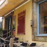 façade du restaurant Au Jardin du port