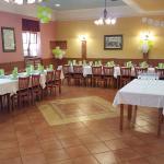 Ballroom ready for reception