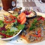 Schnitzel ---yummy