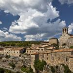 Beautiful village of  Minerve 15 mins away from our B&B