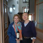Loved our stay with Annie at Le Logis du Stang!