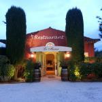 """Restaurant """"Le MURIER"""" à Grimaud 83"""