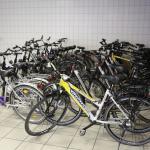 Leihräder der City-Pension
