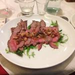 Roast-beef all'antica