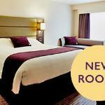 Glasgow Bellshill Premier Inn Room