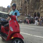 Foto de Via Vespa Rent a scooter - Guided Tours