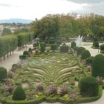 Le Jardin de L'évêché
