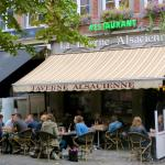 Taverne Alsacien, Namur