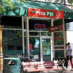 The Pita Pit, W. Main Street, Boise, Idaho