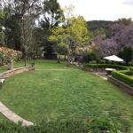 Garden courtyard