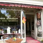 Cafe Franz. Schubert Foto