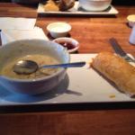 Yummy potato soup!,