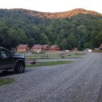 RV sites and cabins