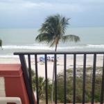 View private roof top deck A46, right on the beach!
