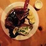 My dinner...Steak